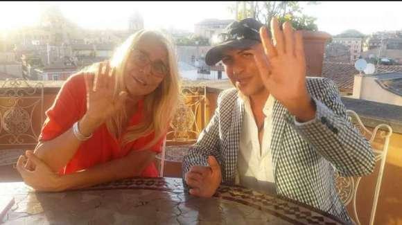 Genny Caiazzo e Mara Venier