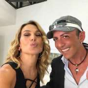 Genny Caiazzo e Barbara D'urso Pomeriggio 5
