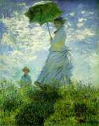 Claude Monet The Stroll