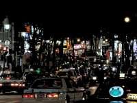 Uno smile nella notte di Tokio